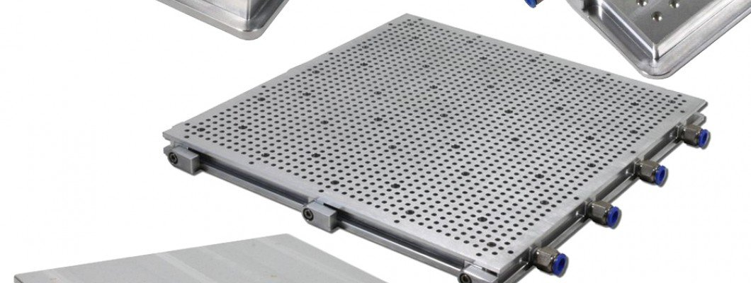 What vacuum table do I need?